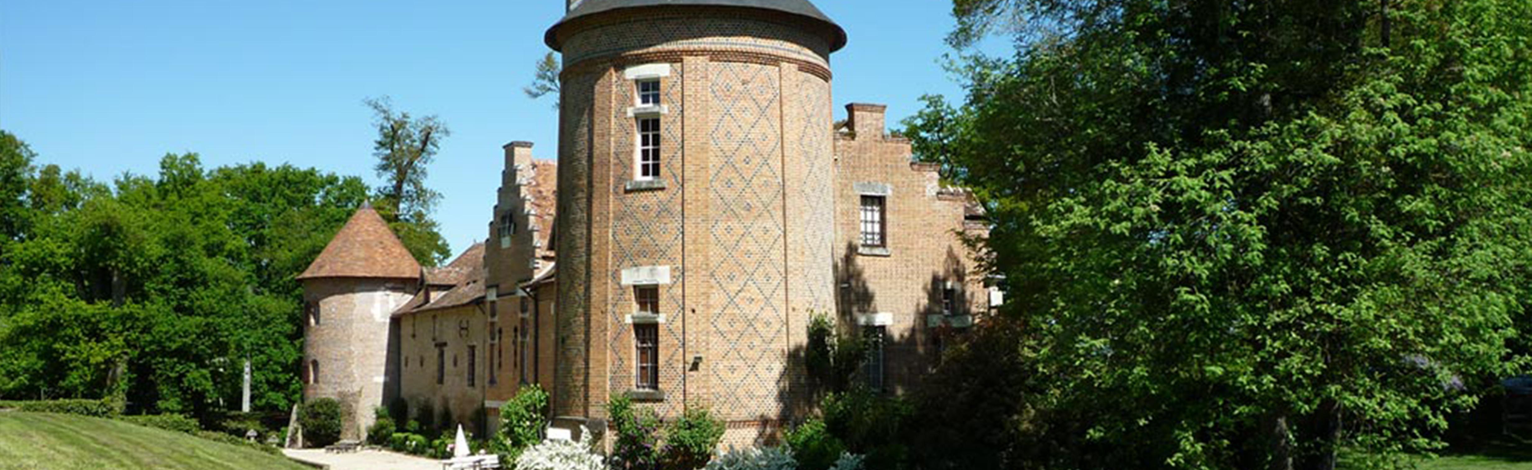 Le Château de Villechenay