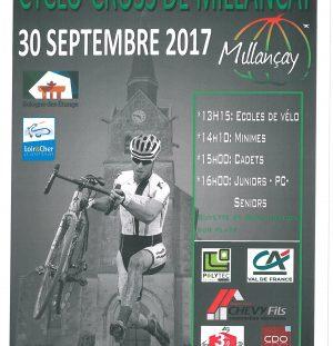 Cyclo- cross de Millançay