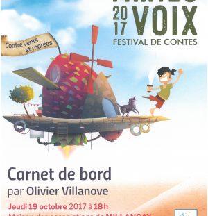 Festival Amies Voix à la Bibliothèque