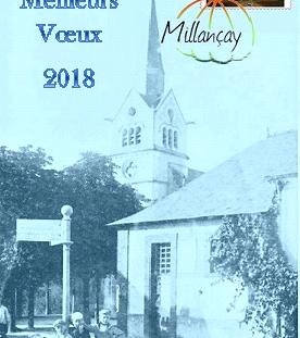 Rappel Vœux du Maire le 12/01/2018 à 19h