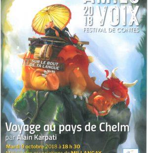 Festival Amies voix Millançay