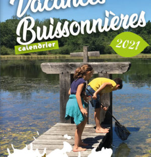 Calendrier 2021 vacances buissonnières